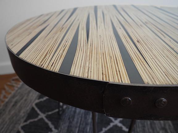 plywood wave
