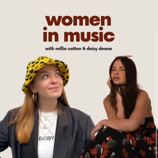 Women in music podcast