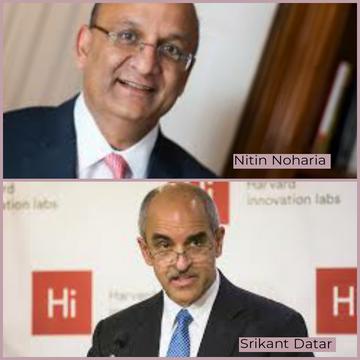 New Dean of Harvard Business School