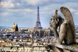Blast in Paris