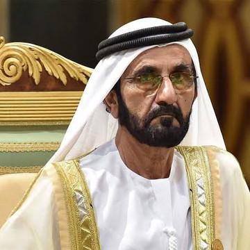 UAE Ruler Tweets