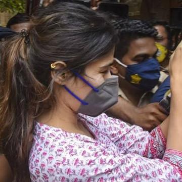 Rhea Chakraborty Arrested