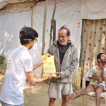 Share And Care Foundation for Diwali