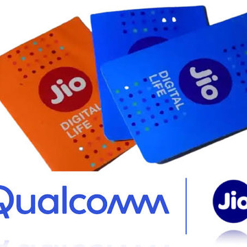 Jio's 5G with Qualcomm