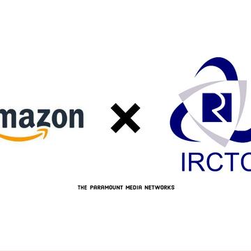 IRCTC-Amazon