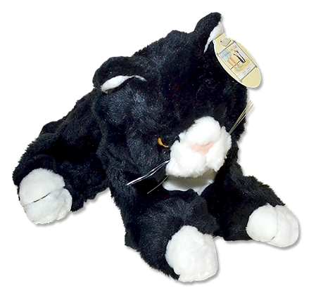 Mr. Cat Plush Doll
