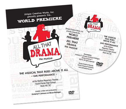 All that Drama LIVE Performance DVD