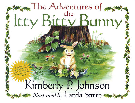 The Adventures of the Itty Bitty Bunny