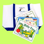 Itty Bitty Books and Tote COMBO