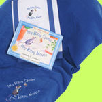 Itty Bitty Spider/Mouse book and blanket COMBO