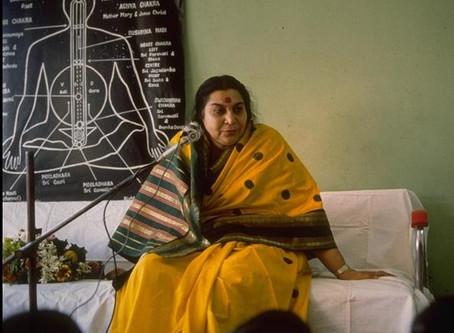 The Founder of Sahaja Yoga -                H H Shri Mataji Nirmala Devi