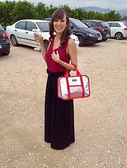 Miriam antes de conocer a Deli García