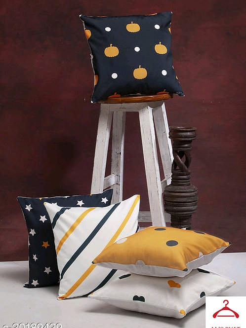 Abstract Printed Cushion Covers