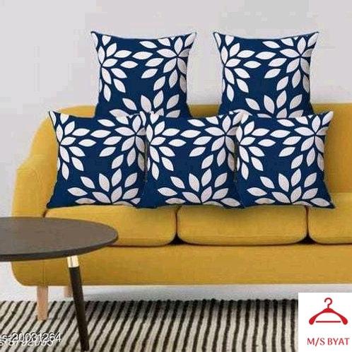 Self Design Cushion Covers
