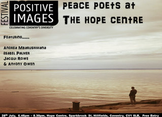 Peace Poets at the Hope Centre