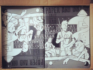 Paper and Ink Zine #13