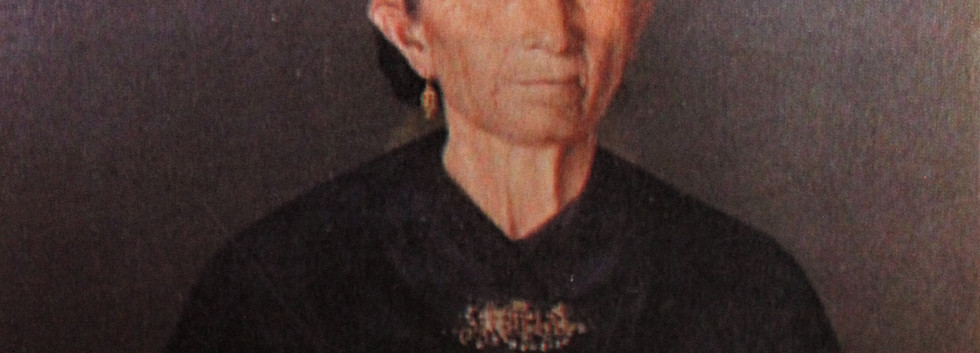 Retrato de Rafaela