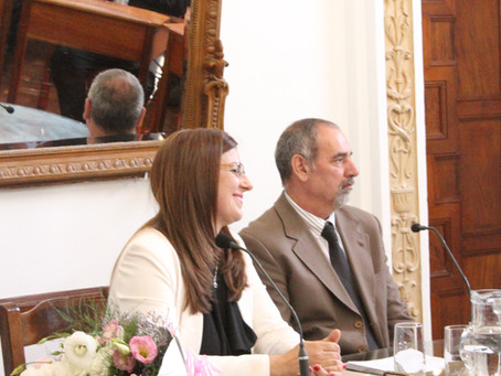Cierre de Gestión de la Presidente Urdangarín