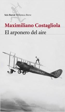 El arponero del aire Maximiliano Costagl