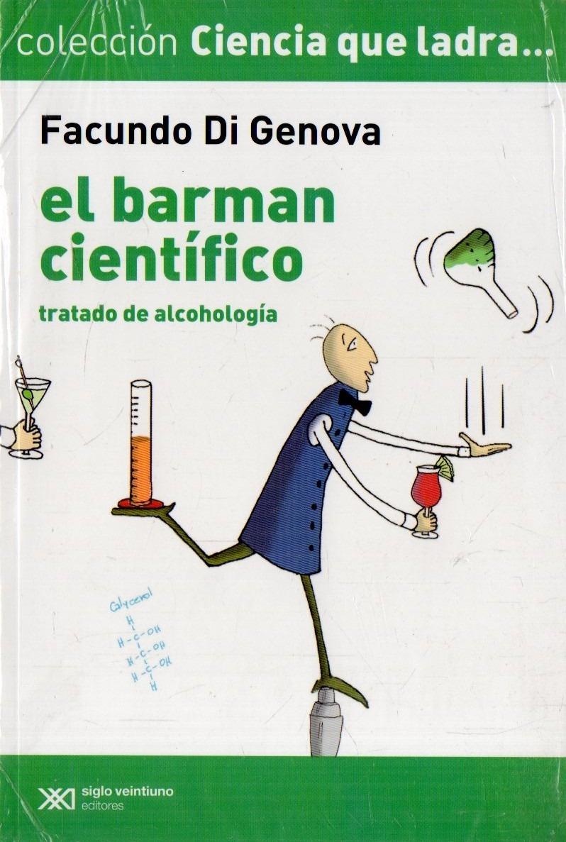 El barman Cientifico Facundo Di Genova S