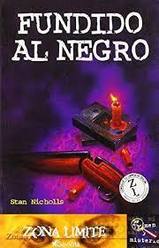 Fundido al negro Stan Nicholls Gaviota