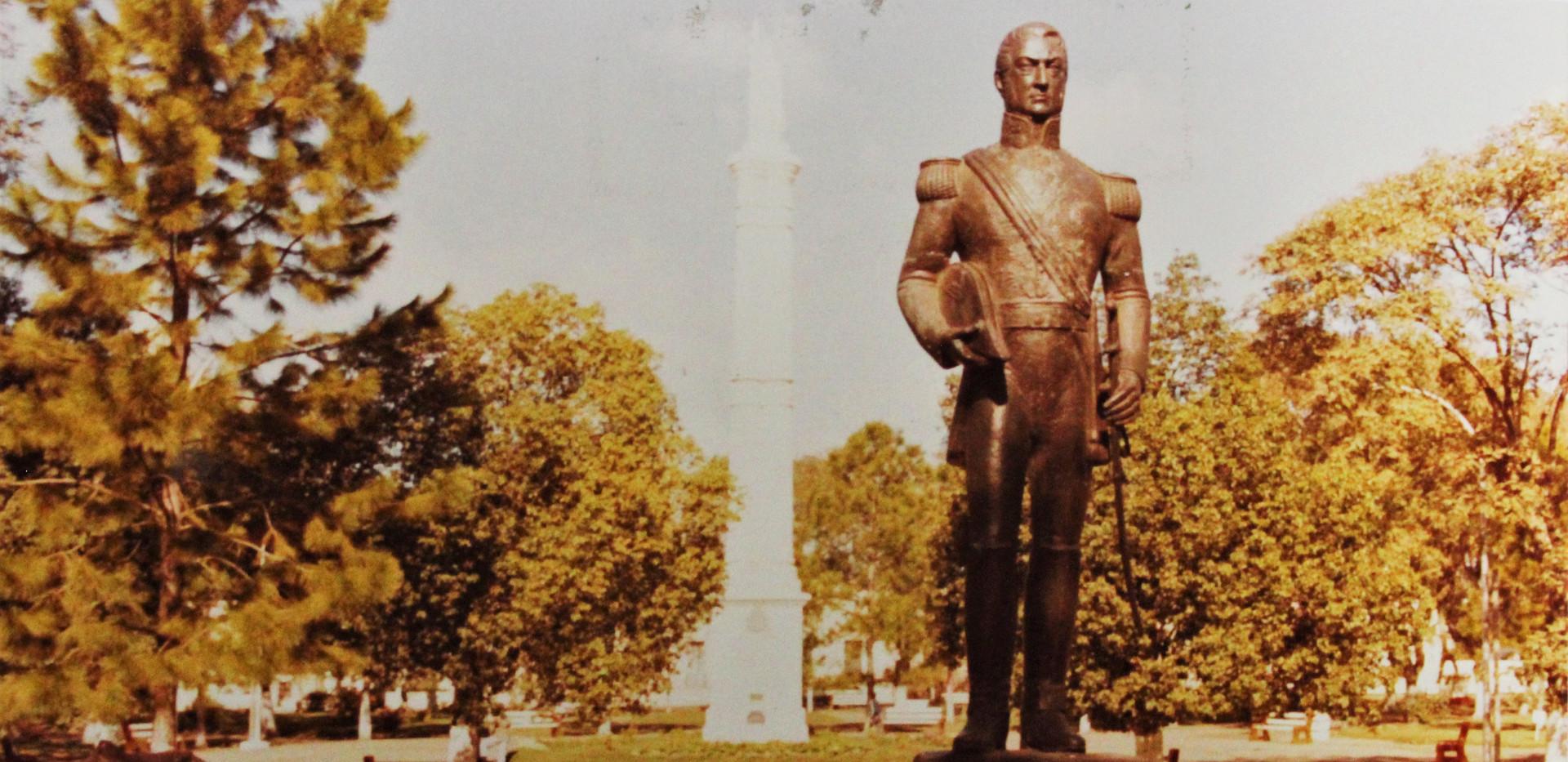 Monumento al Gral. San Martín