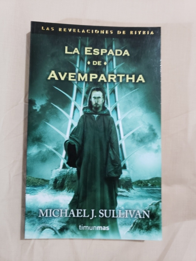 La espada de Avempartha Michael J