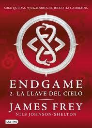 Endgame, La llave del cielo James Frey y