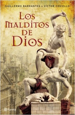 Los Malditos de Dios Guillermo Barrantes