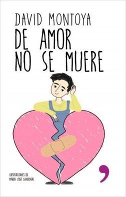 David Montoya De amor no se muere Planet
