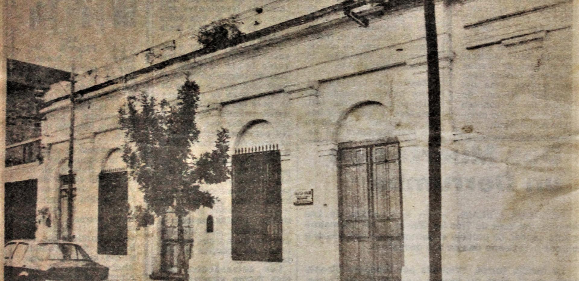 Ex Municipalidad (Literaria Belgrano)