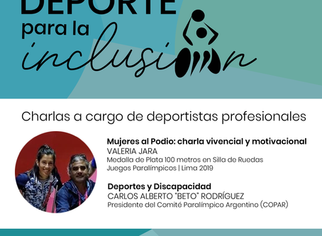 DEPORTE PARA LA INCLUSIÓN