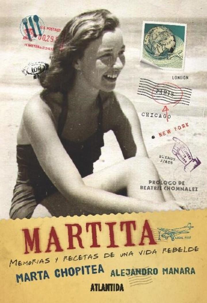 Martita, memorias y receta de una guia r