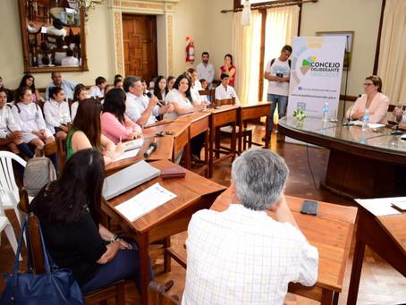 Sesión Especial con Escuelas Rurales Centenarias