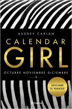 Calendargirl tomo II Audey Carlan Planet