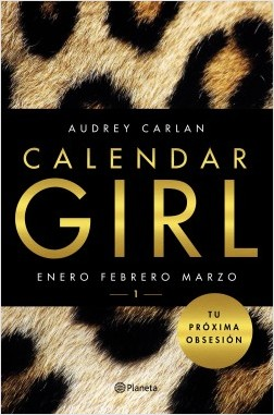 Calendargirl Audey Carlan Planeta