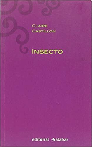 Insecto Claire Castillon Malabard