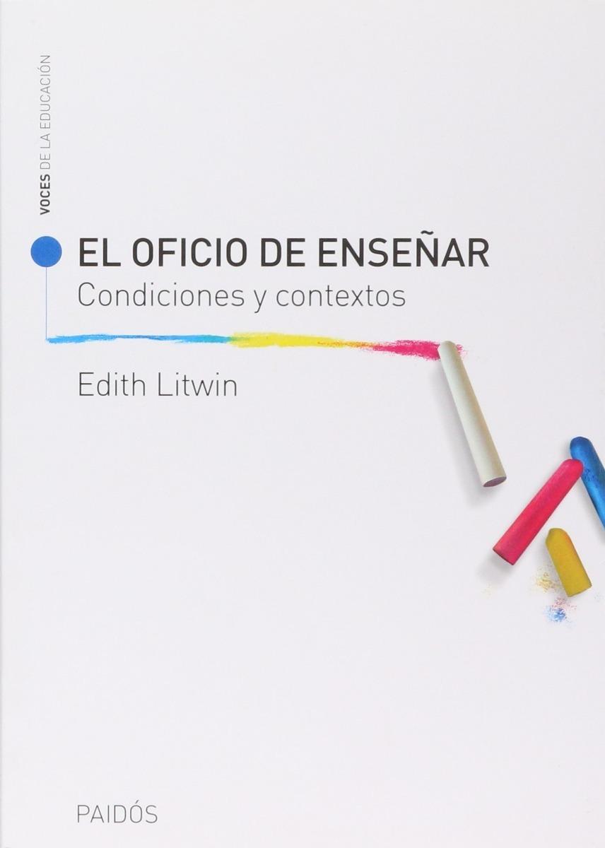 El_oficio_de_enseñar_Edith_Litwin_PaidÃ