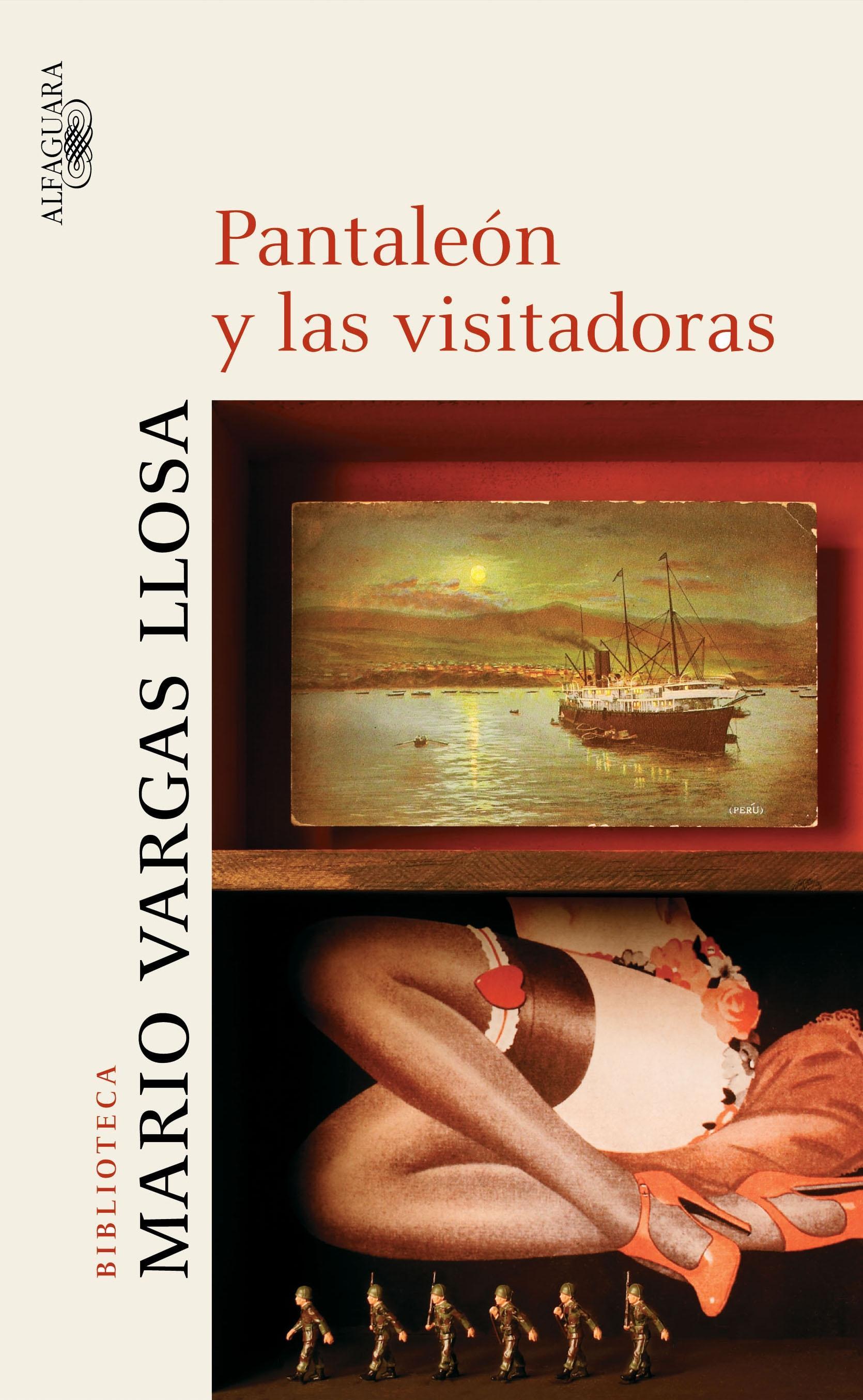 Pantaleon y las visitadores Mario Vargas