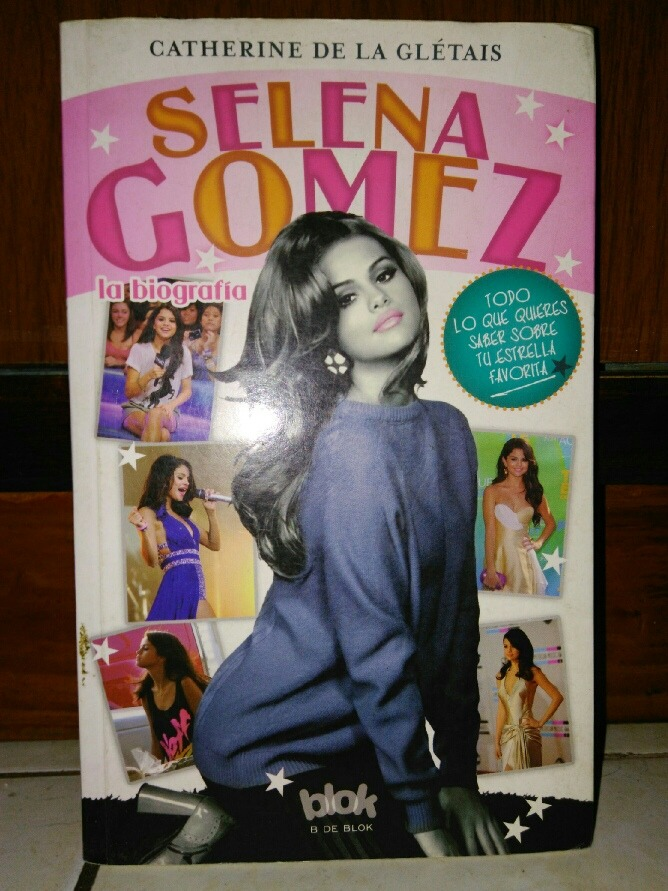 Selena Gomez Catherine de la Gletais Blo