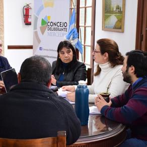 POT: se reunió la Comisión Especial