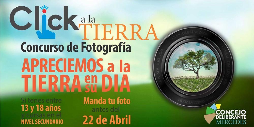 Concurso de Fotografía CLICK A LA TIERRA