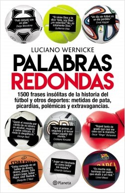 Palabras Redondas Luciano Wernicke Plane