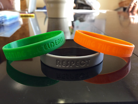 Nick of Time Project Wristbands