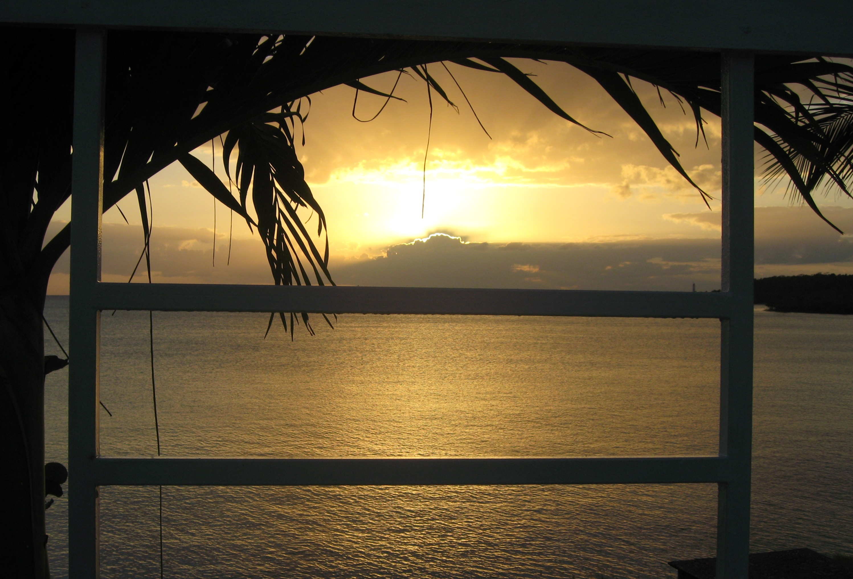 Coucher de soleil Playa Rancho
