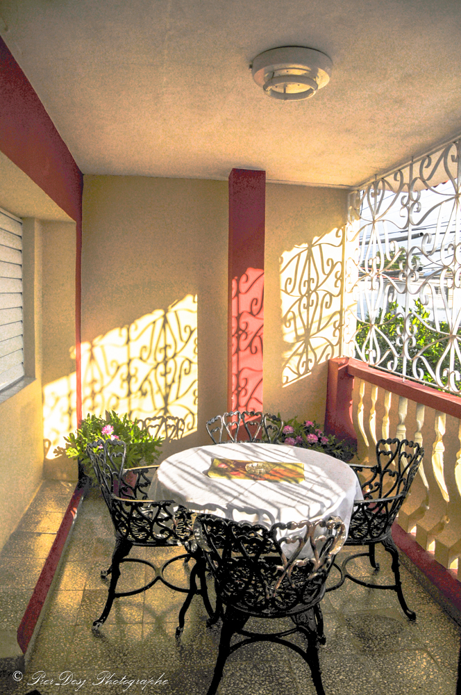 Casa et terrasse