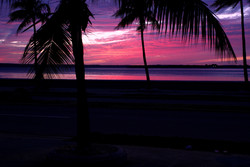 Vivez Cuba Soleil Couchant