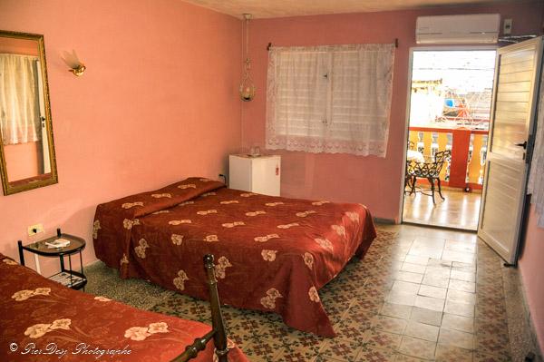 Casa et chambre