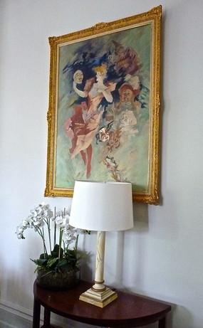 Artwork at Denville Hall