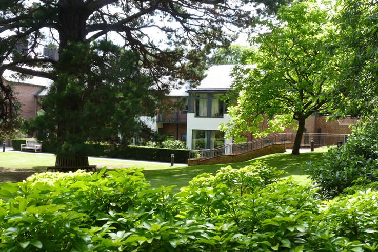 Denville Hall Grounds